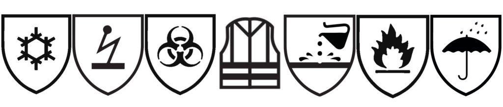 Normen Symbole