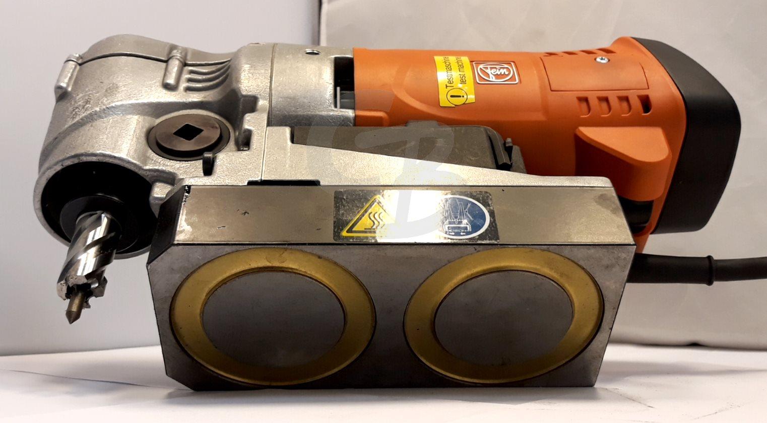 FEIN KBC 35 Magnete Unterseite