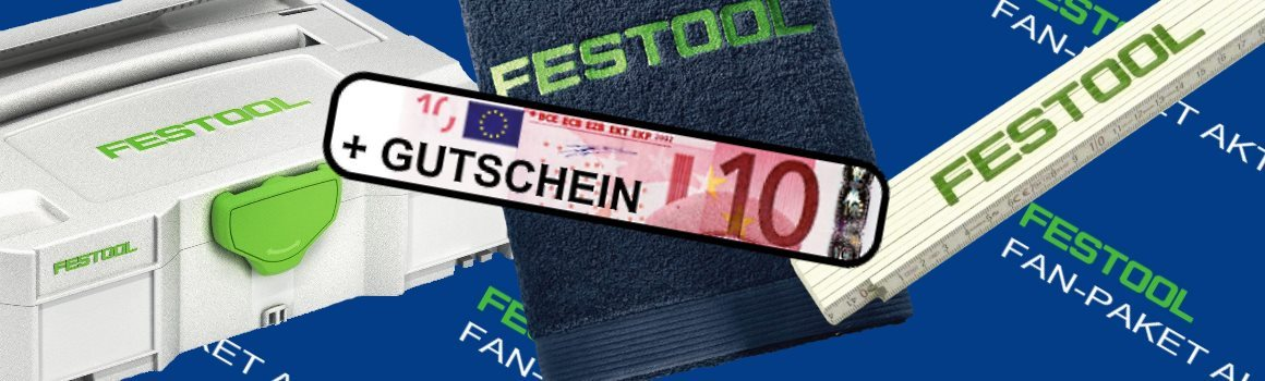 CBdirekt FESTOOL Herbst-Aktion