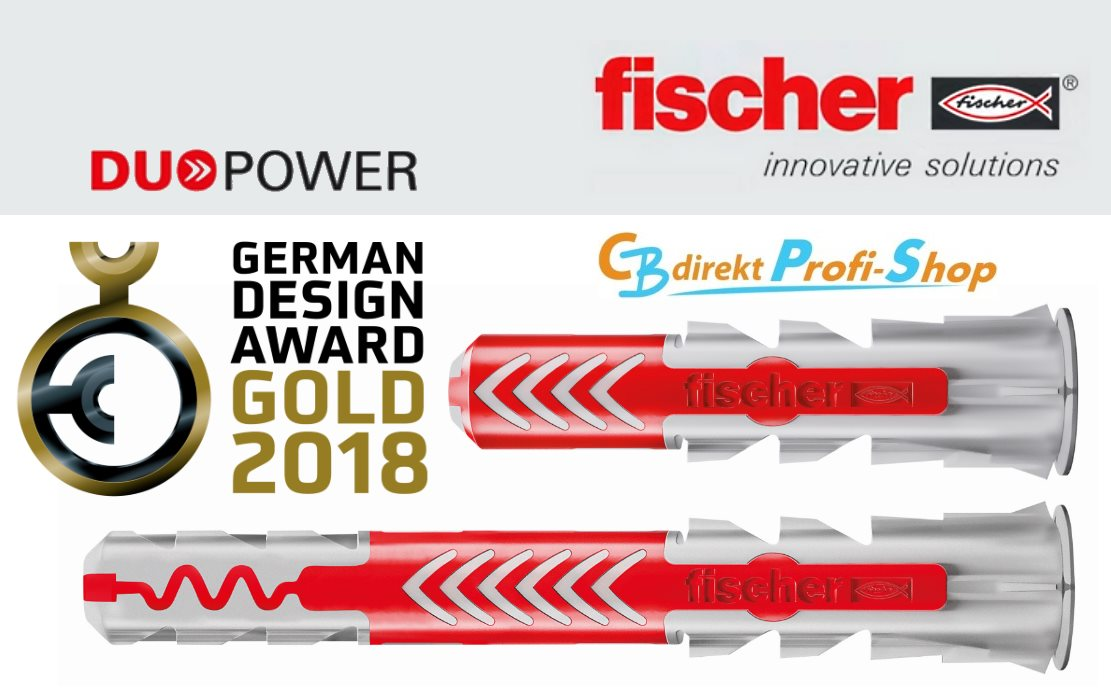 fischer DUOPOWER Düber GERMAN DESIGN AWARD GOLD 2018