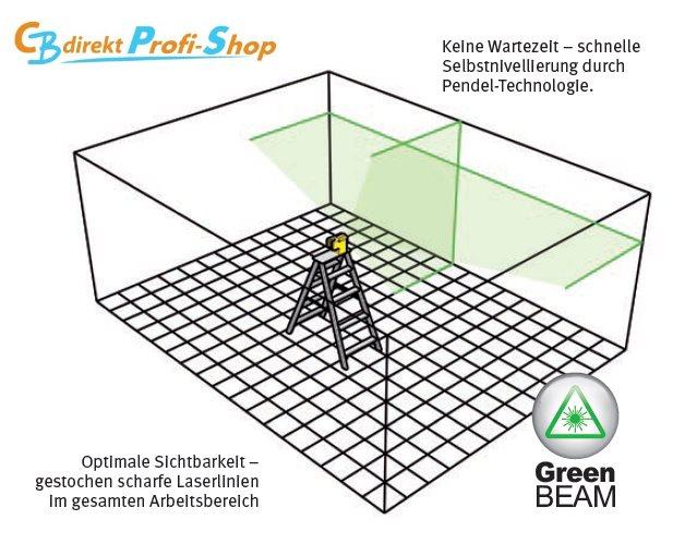 Stabila LAX 50 G Laserlinien