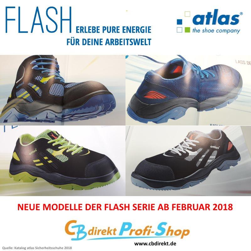 Neue FLASH Modelle 2018 Vorschau