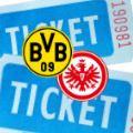 Gewinner der Eintrittskarten für die Begegnung BVB gegen Eintracht Frankfurt ist ermittelt