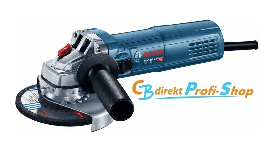 Bosch Winkelschleifer GWS 9-125 S