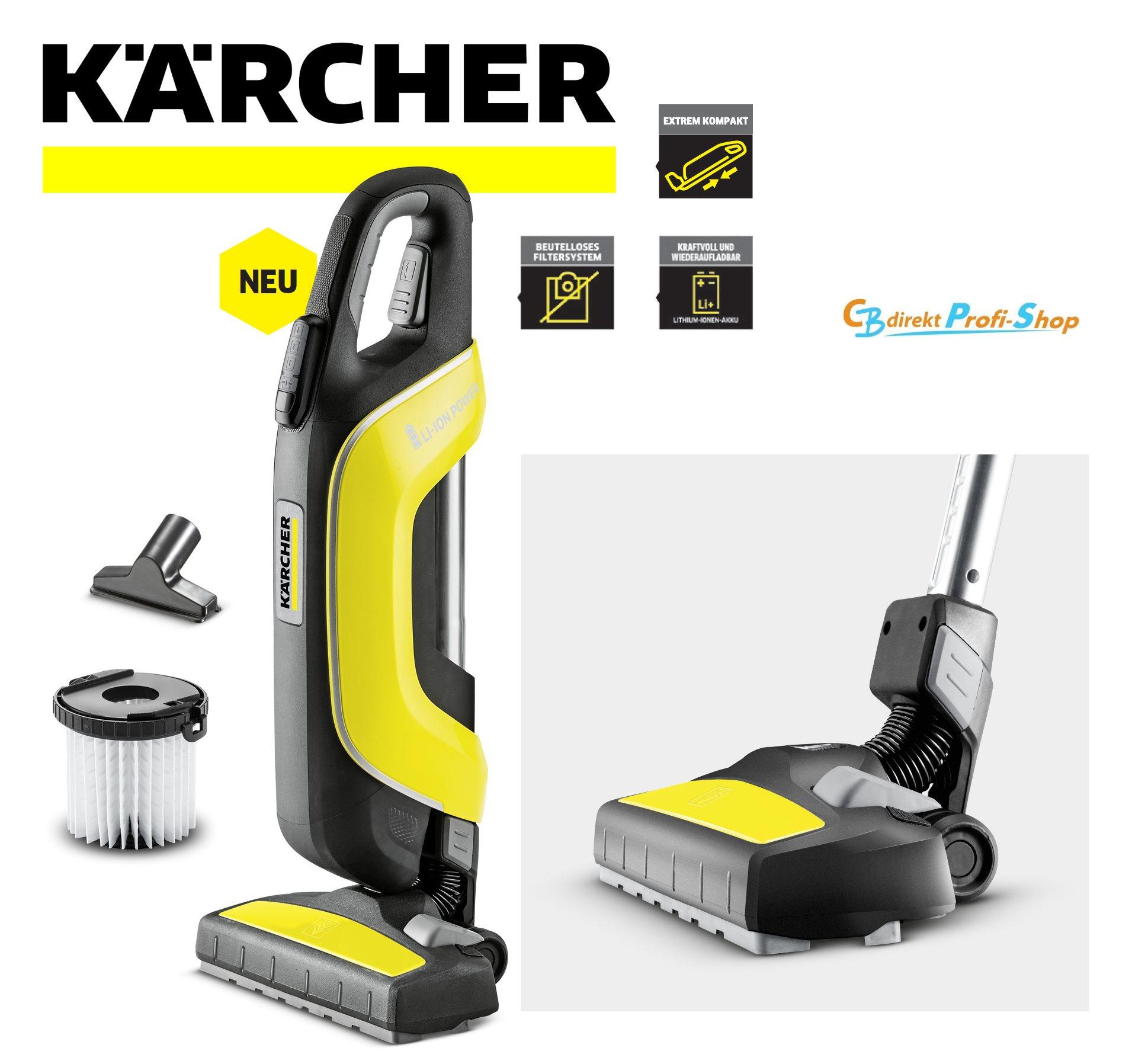 Kärcher VC 5 Cordless Neuheit 2018