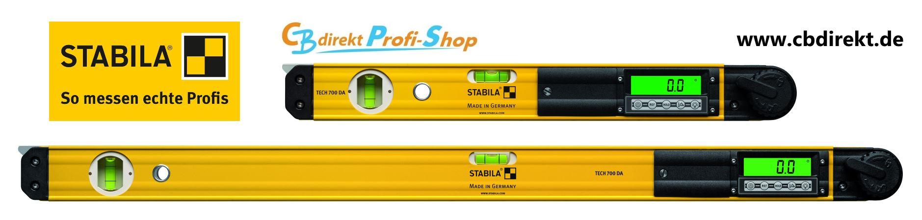 Stabila TECH 700 DA 45 cm und 80 cm