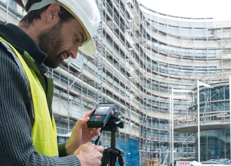 Bosch Entfernungsmesser Glm 120 C : Erster bosch laser entfernungsmesser mit kamera cbdirekt