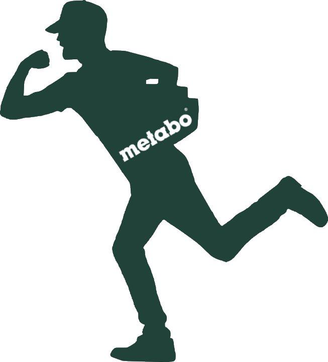 Metabo schneller Versand