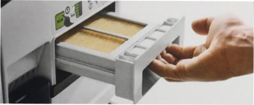 Festool CT Mini/Midi Filterwechsel von außen