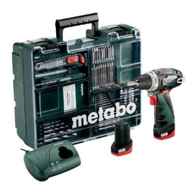 Bohrschrauber PowerMaxx BS Basic Koffer Set