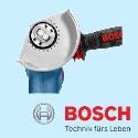 BOSCH X-Lock – Neues Wechselsystem für Winkelschleifer