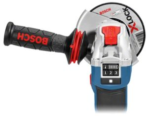 Bosch Winkelschleifer X-Lock