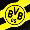 BVB-Editon Atlas Sicherheitshalbschuh Malocher 09
