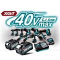 Makita XGT 40 Volt max, neu ab 2020
