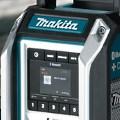 Makita Akku-Baustellenradio DMR115 DAB+ und Bluetooth