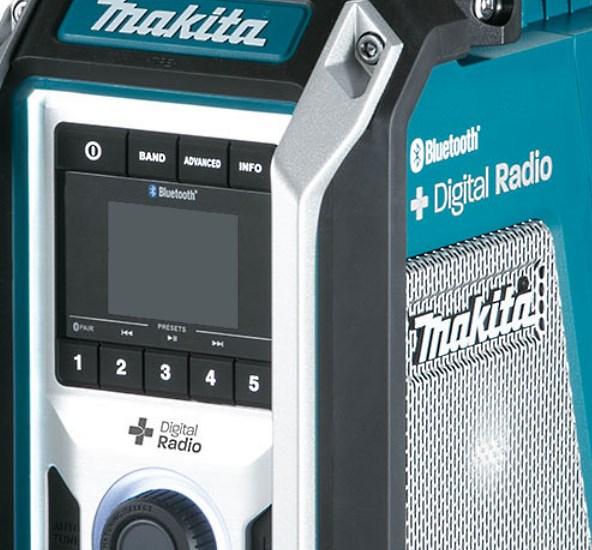 Makita DMR112 Akku-Baustellenradio