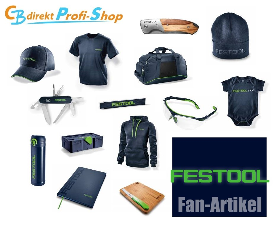 FESTOOL Fan-Artikel bei CBdirekt