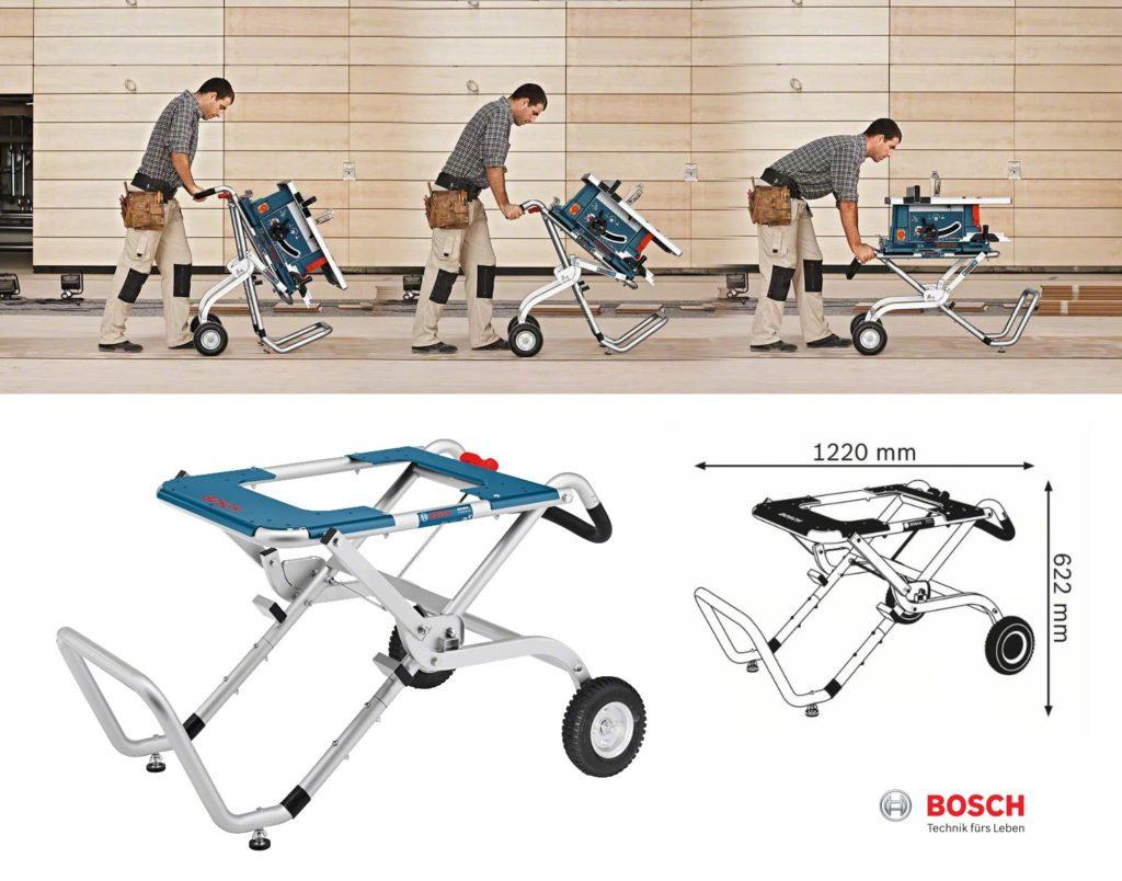 Bosch GTA-60-W