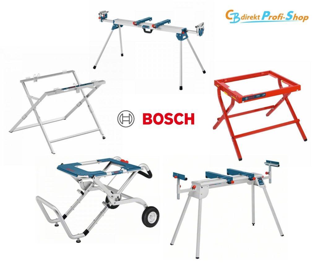 Bosch Arbeitstische