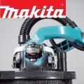 Makita Akku-Langhalsschleifer DSL800