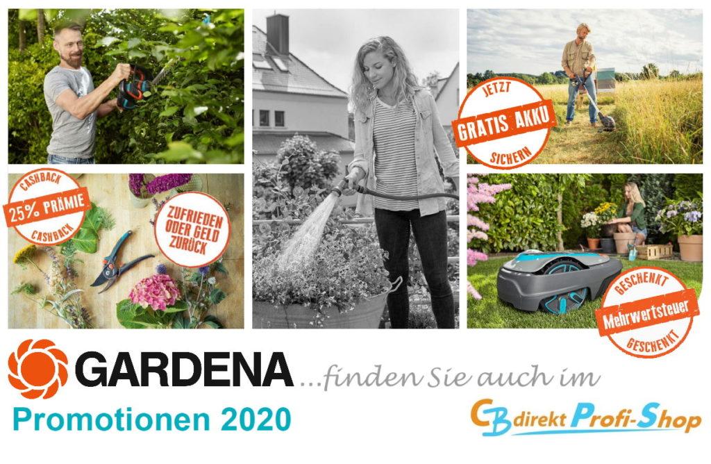 GARDENA Promo 2020