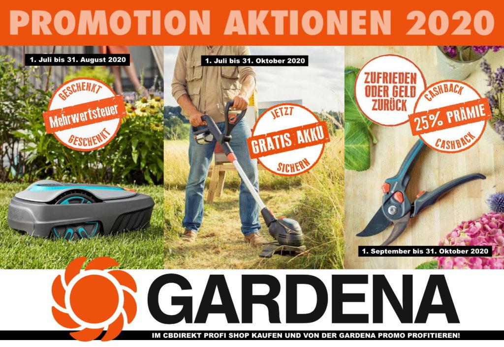 GARDENA Promotion 2020
