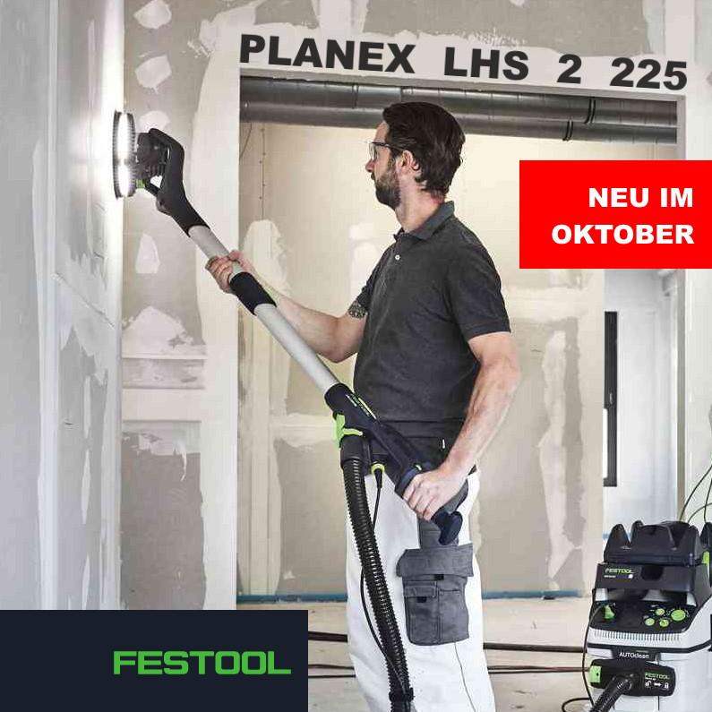 Festool Langhalsschleifer LHS 2 225