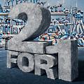 Bosch PRO Deals 2020 Aktion 2for1