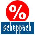Wochen-Aktion Preissenkung ausgewählte Scheppach-Produkte