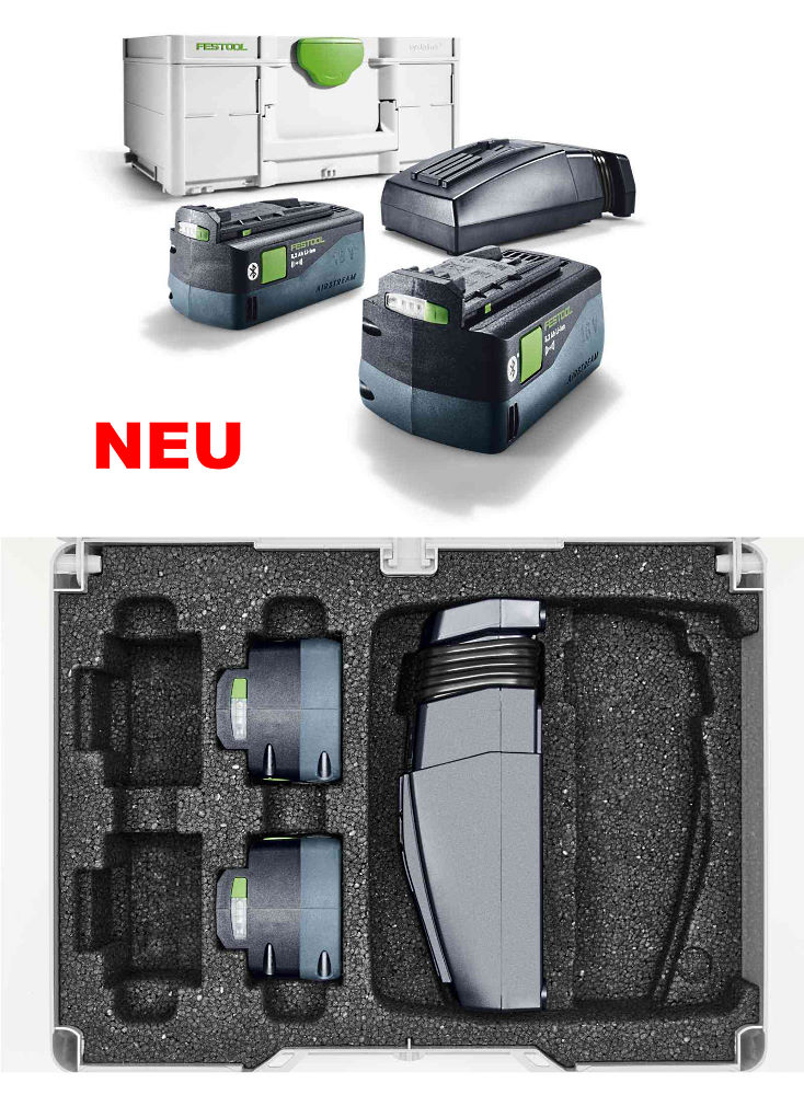 Festool Energie-Sets SYS3 ENG