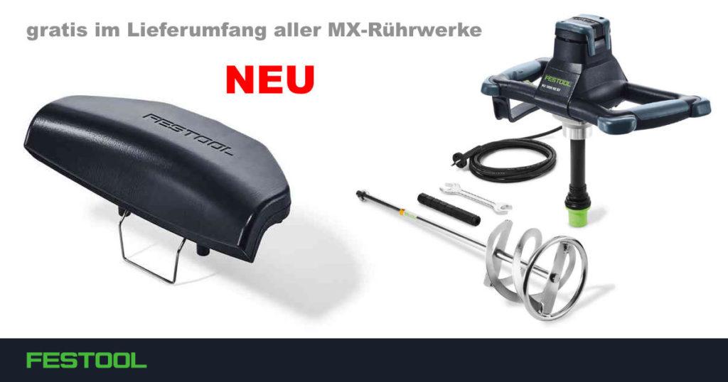 Festool MX-A Absaugung für MX-Rührwerke