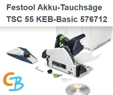 Festool TSC 55 K Basic