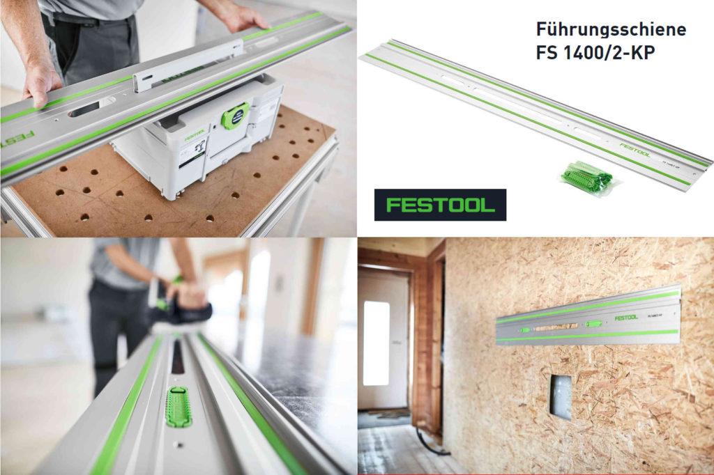 Festool Führungsschiene FS 1400/2-KP