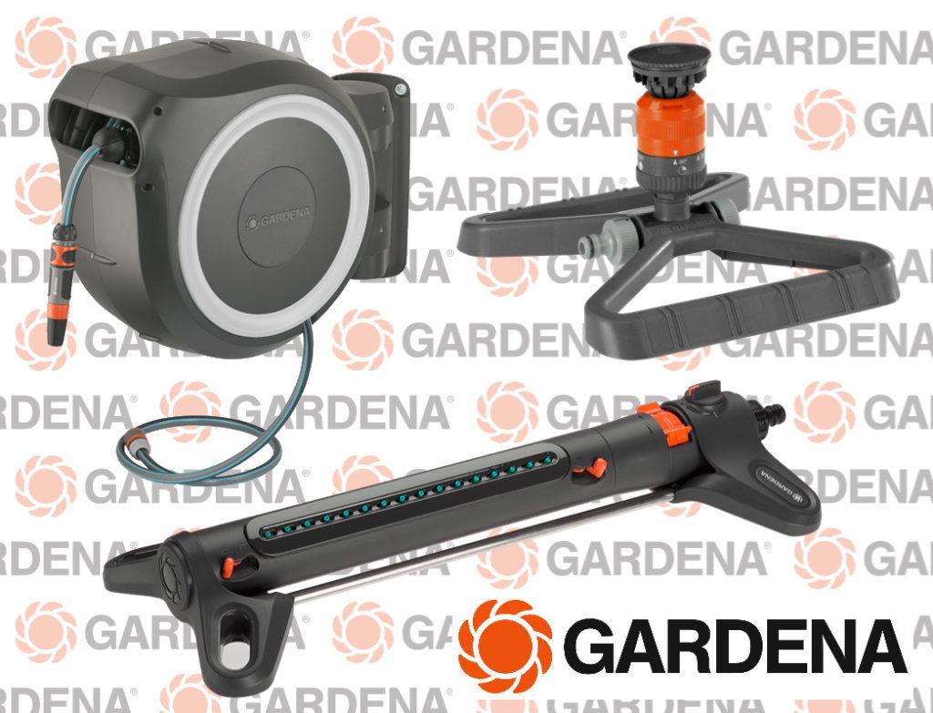 Gardena Rasen-Bewässerung