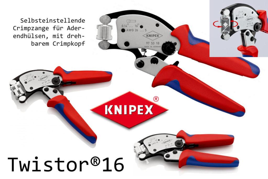 KNIPEX Twistor16