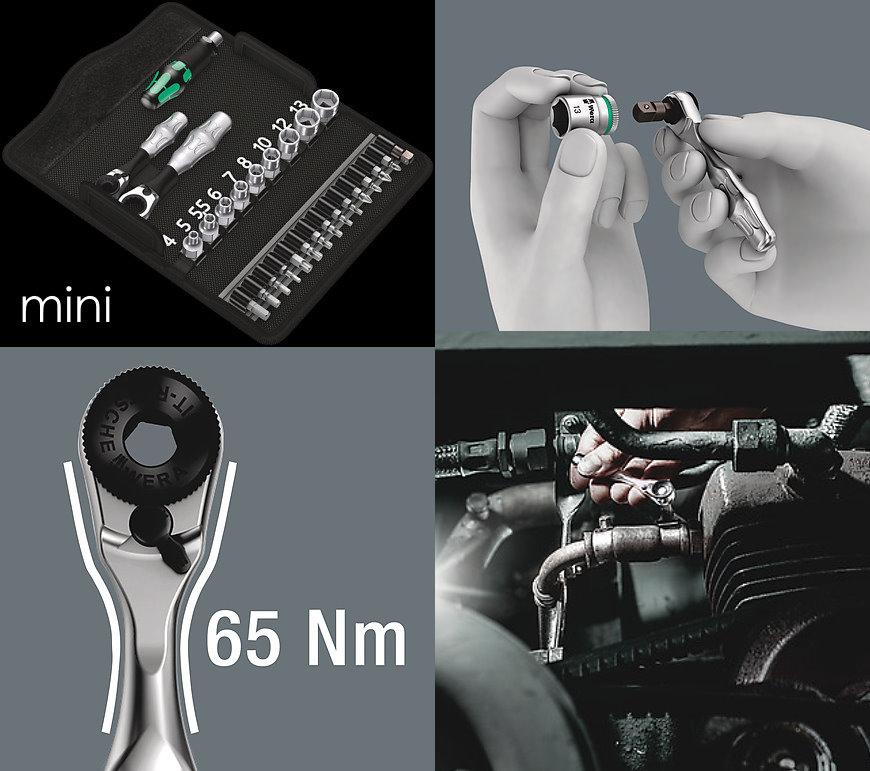 Wera Kraftform Zyklop Mini 2