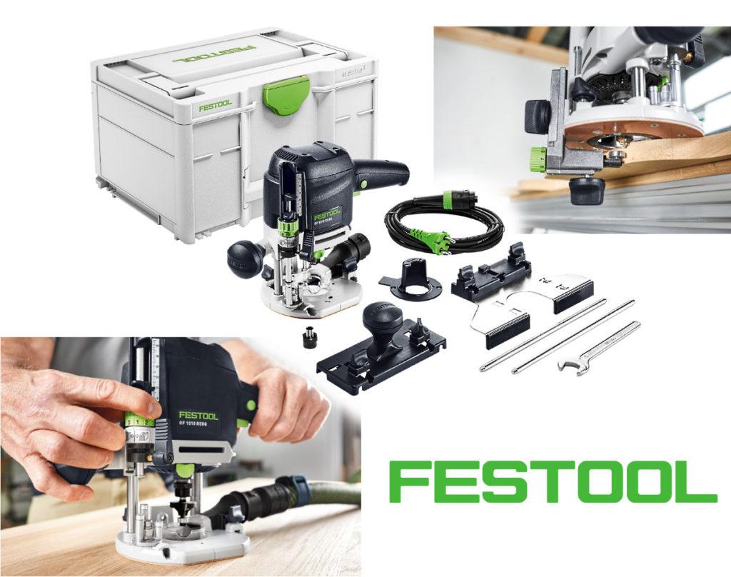Festool Oberfräse OF 1010 R